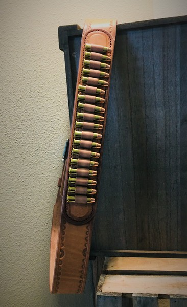 Ruger Vaquero Holster Pattern