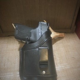 JANRIC Leather - Handcrafted Holsters-Something Differernt